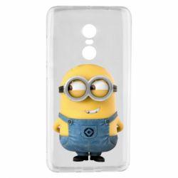 Чохол для Xiaomi Redmi Note 4 Хитрий міньйон