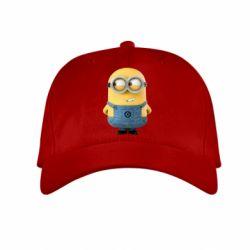 Детская кепка Хитрый миньон - FatLine