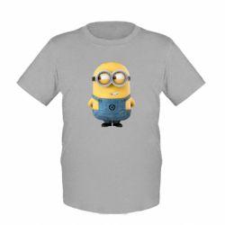Детская футболка Хитрый миньон - FatLine