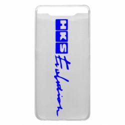 Чохол для Samsung A80 HKS logo