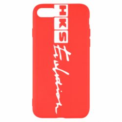 Чохол для iPhone 7 HKS logo