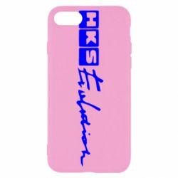 Чохол для iPhone 8 HKS logo
