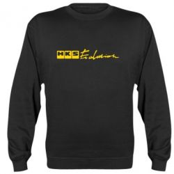 Реглан (свитшот) HKS logo - FatLine