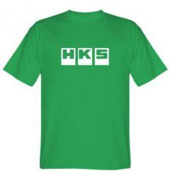 Мужская футболка HKS - FatLine