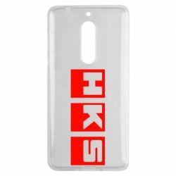 Чехол для Nokia 5 HKS - FatLine