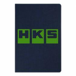 Блокнот А5 HKS - FatLine