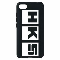 Чехол для Xiaomi Redmi 6A HKS - FatLine