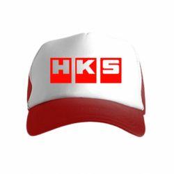 Дитяча кепка-тракер HKS