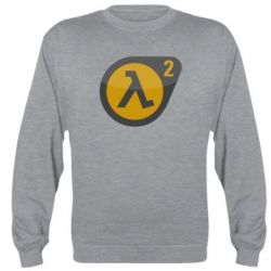 Реглан (свитшот) HL 2 logo - FatLine