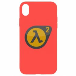 Чохол для iPhone XR HL 2 logo