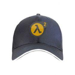 кепка HL 2 logo - FatLine