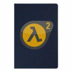 Блокнот А5 HL 2 logo