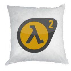 Подушка HL 2 logo - FatLine