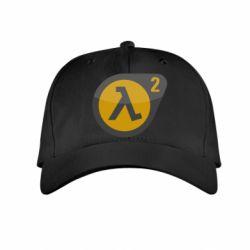 Детская кепка HL 2 logo - FatLine