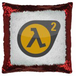 Подушка-хамелеон HL 2 logo