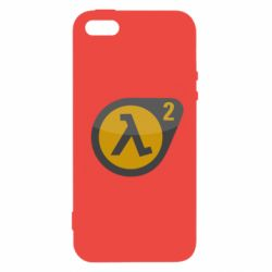 Чехол для iPhone5/5S/SE HL 2 logo