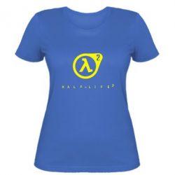 Женская футболка HL - FatLine