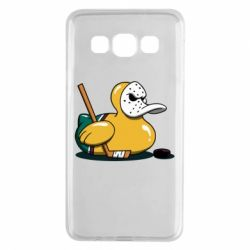 Чохол для Samsung A3 2015 Hockey duck