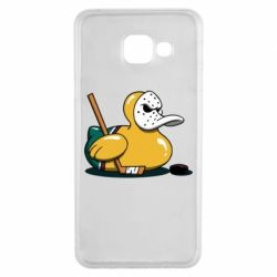 Чохол для Samsung A3 2016 Hockey duck