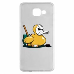 Чохол для Samsung A5 2016 Hockey duck