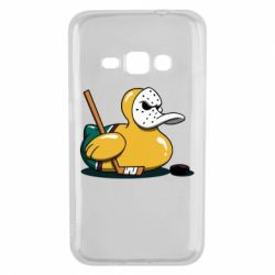 Чохол для Samsung J1 2016 Hockey duck