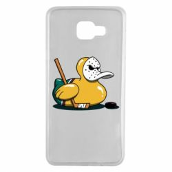 Чохол для Samsung A7 2016 Hockey duck