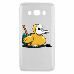 Чохол для Samsung J5 2016 Hockey duck