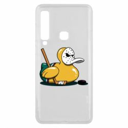 Чохол для Samsung A9 2018 Hockey duck