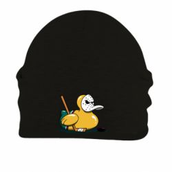 Шапка на флісі Hockey duck