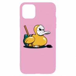 Чохол для iPhone 11 Hockey duck