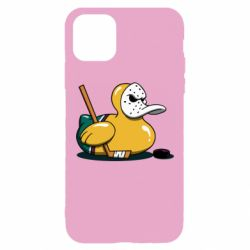 Чохол для iPhone 11 Pro Max Hockey duck