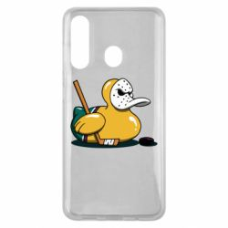 Чохол для Samsung M40 Hockey duck