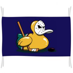 Прапор Hockey duck