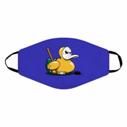 Маска для обличчя Hockey duck
