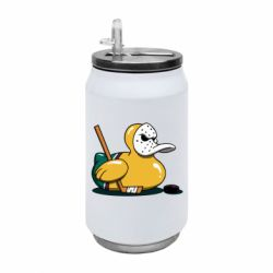Термобанка 350ml Hockey duck
