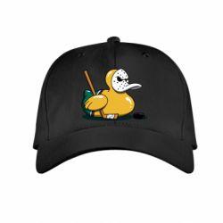 Дитяча кепка Hockey duck