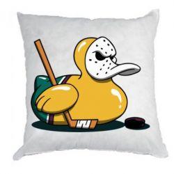 Подушка Hockey duck