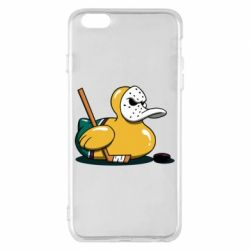 Чохол для iPhone 6 Plus/6S Plus Hockey duck