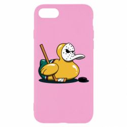 Чохол для iPhone 7 Hockey duck