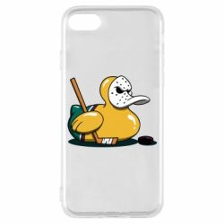 Чохол для iPhone 8 Hockey duck