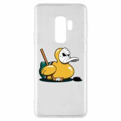 Чохол для Samsung S9+ Hockey duck