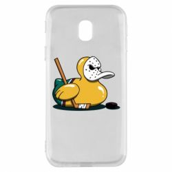 Чохол для Samsung J3 2017 Hockey duck