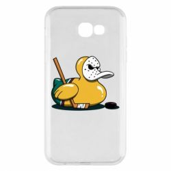 Чохол для Samsung A7 2017 Hockey duck