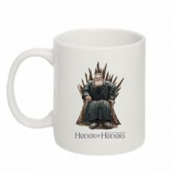 Кружка 320ml Hodor of Hodors - FatLine