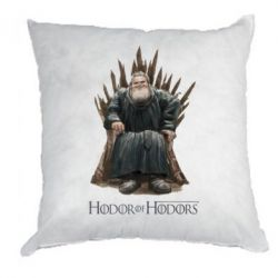 Подушка Hodor of Hodors - FatLine