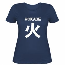 Жіноча футболка Hokage Naruto