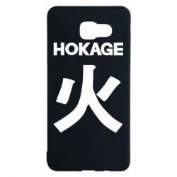 Чохол для Samsung A5 2016 Hokage Naruto