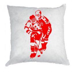 Подушка Хоккеисты - FatLine