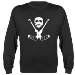 Реглан (свитшот) Хоккейная маска - FatLine