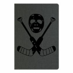 Блокнот А5 Хокейна маска